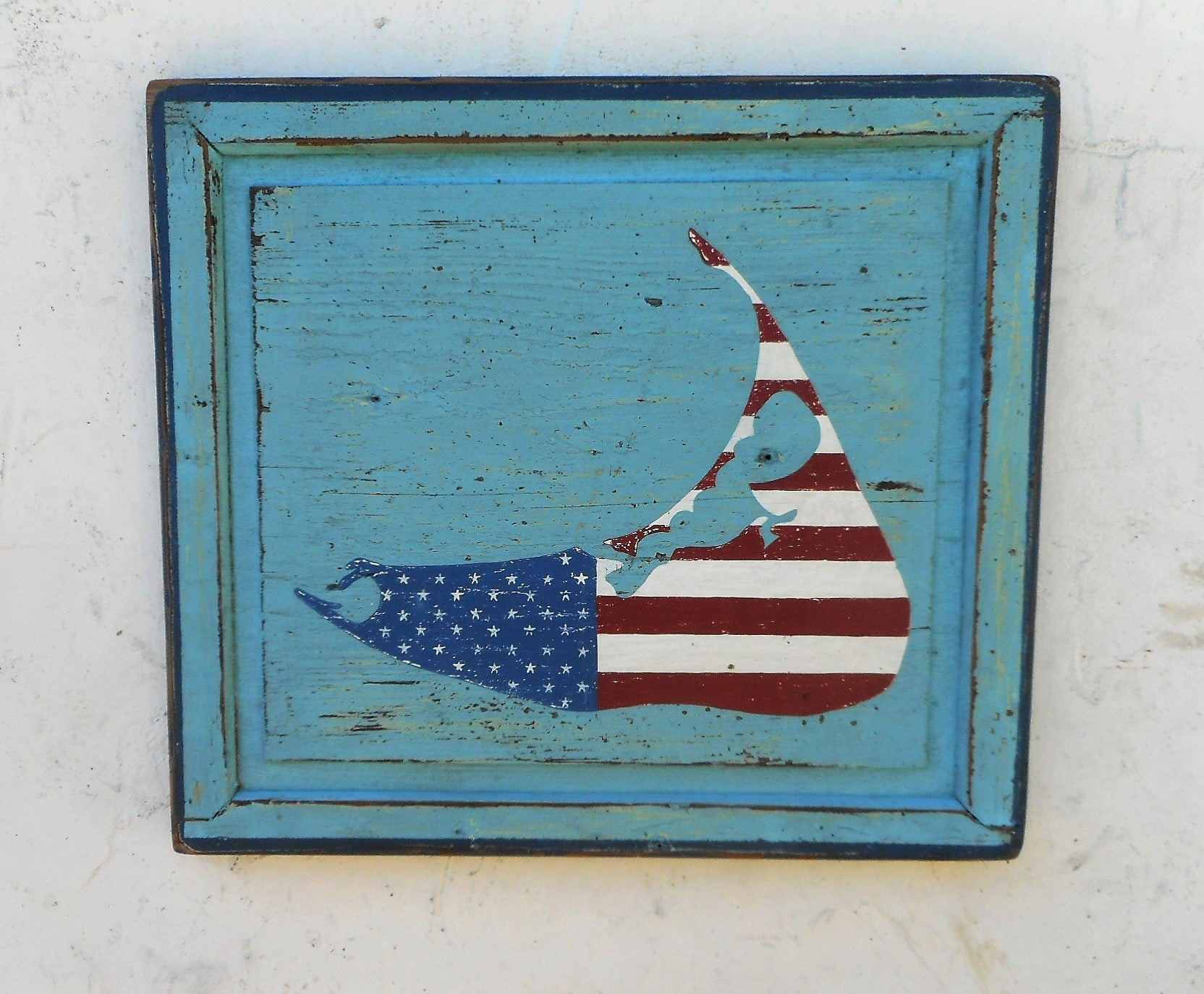 Nantucket Island Flag