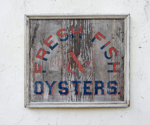 Fish & Oysters
