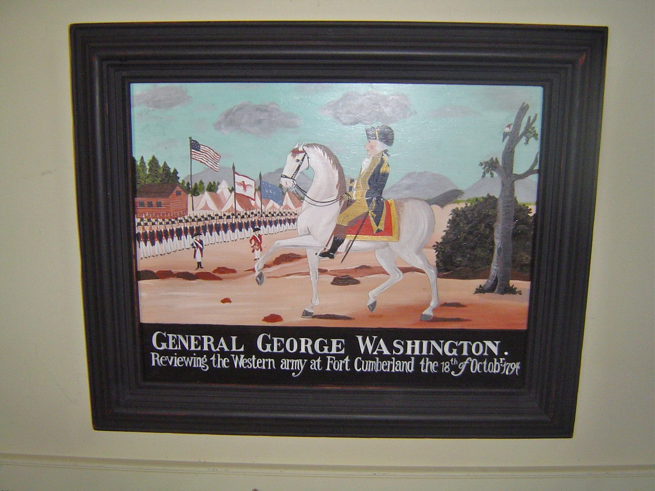 Gen. George Washington