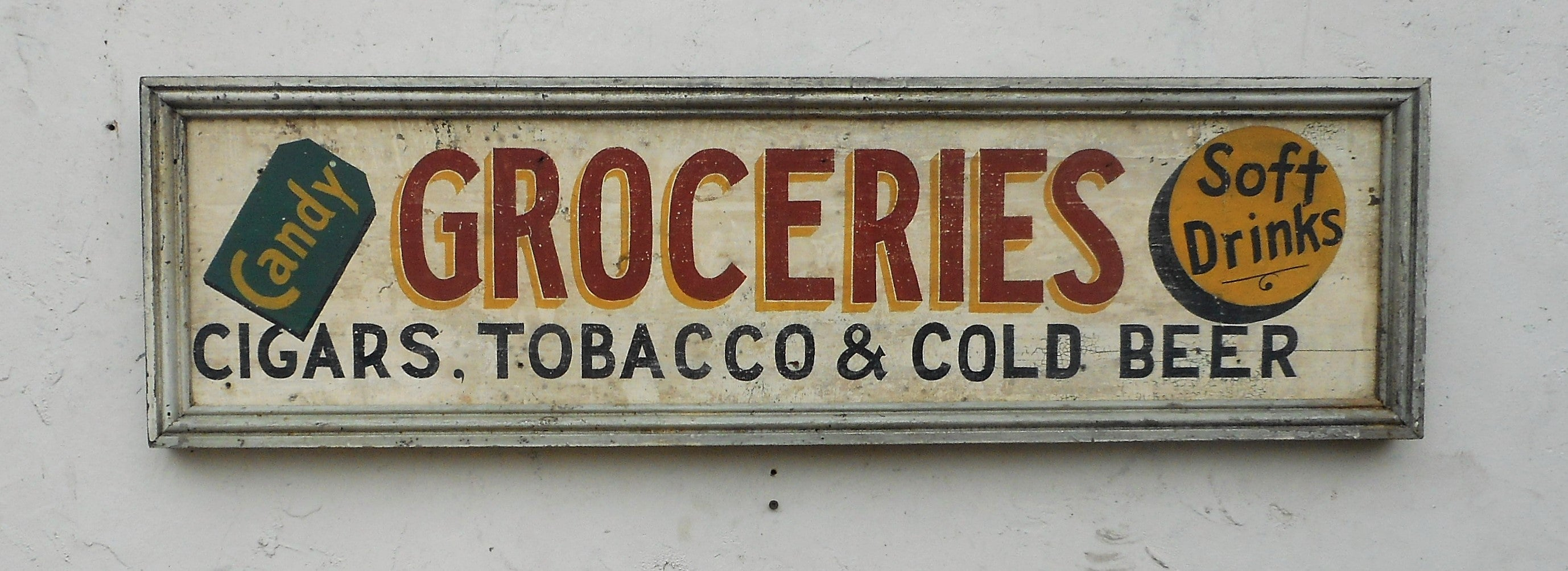 Groceries, Cigars, Tobacco & Cold Beer