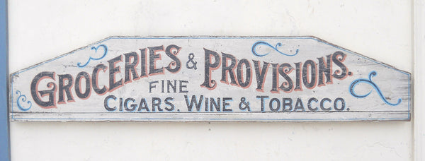 Groceries & Provisions