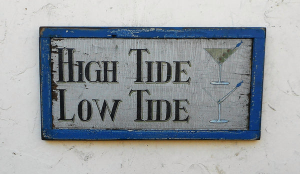 High Tide Low Tide