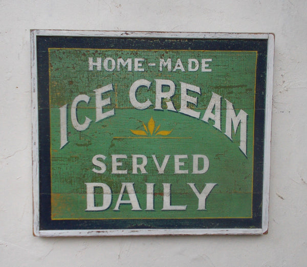 Home-Made Ice Cream