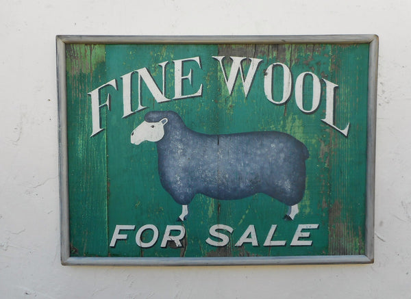 Fine Wool for Sale