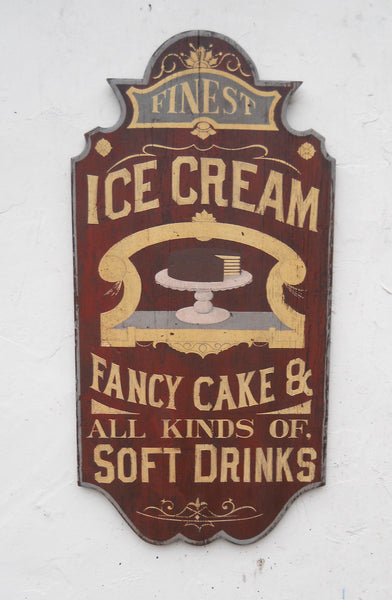 Ice Cream & Soft Drinks
