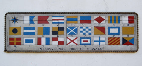 Int'l Code of Signals
