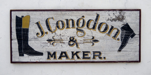 Shoe & Boot Maker