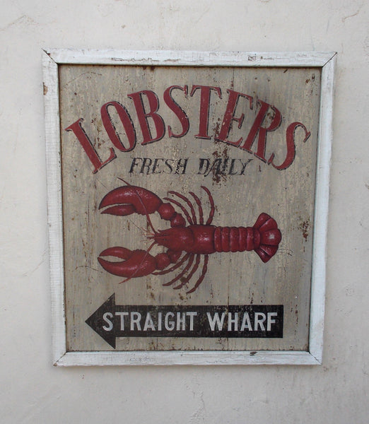 Lobsters Fresh Daily