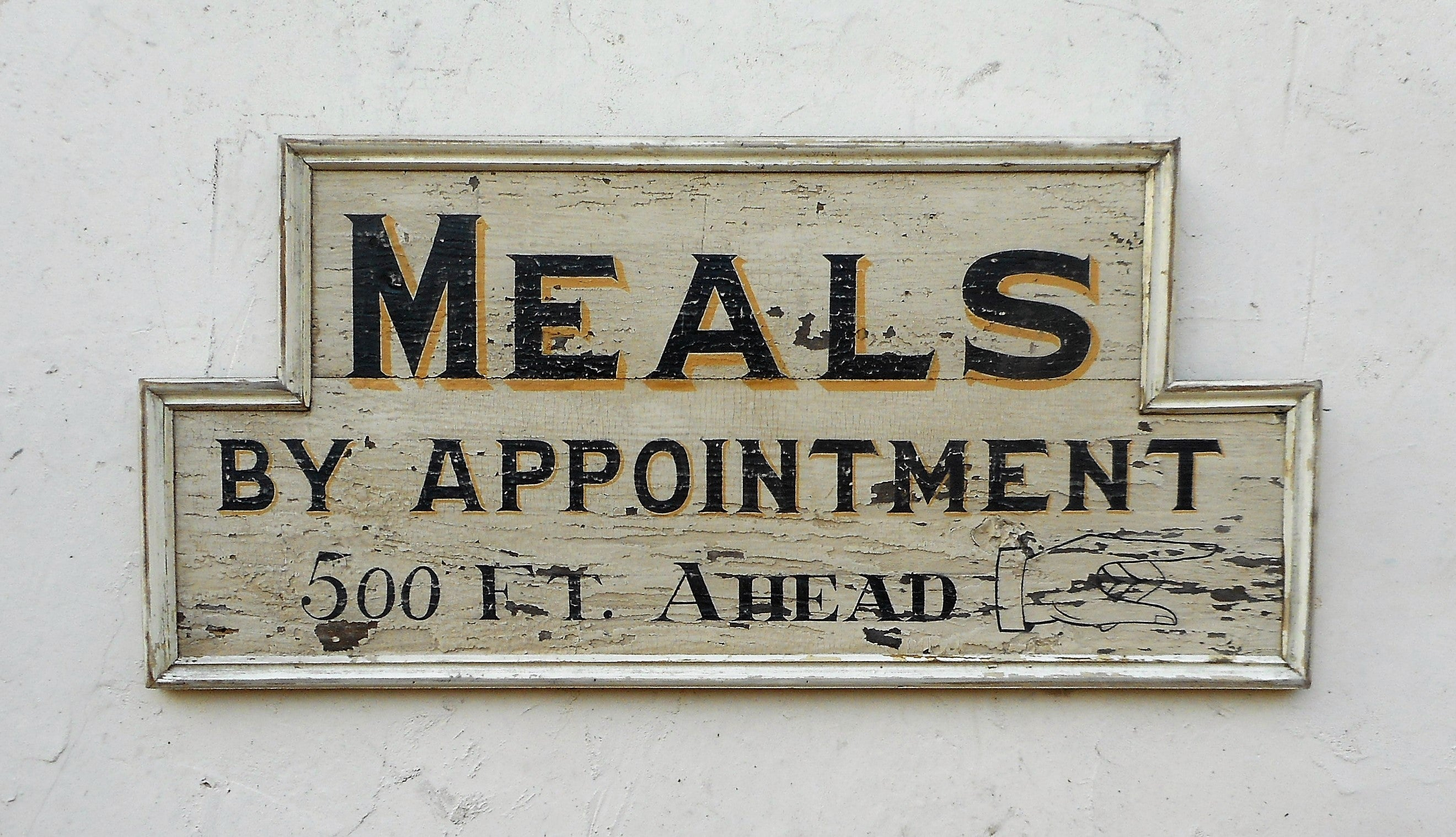 Meals by Appointment