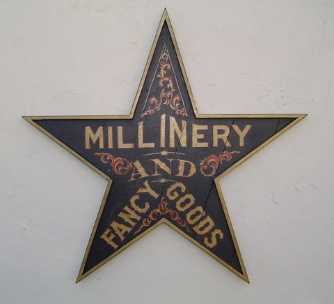 Millinery & Fancy Goods