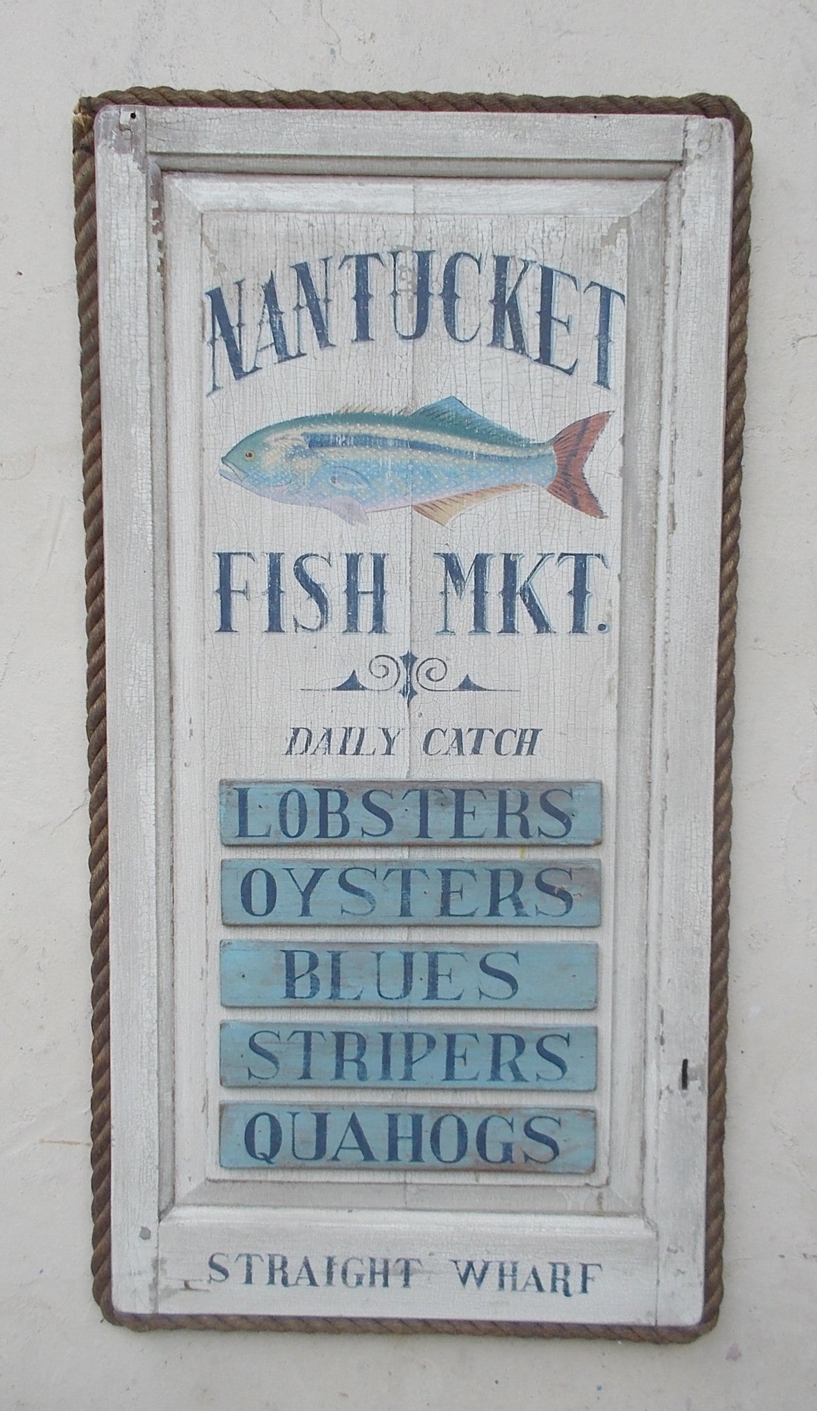 Nantucket Fish Market