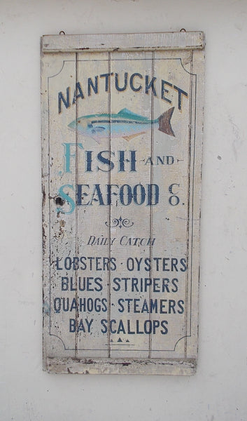 Nantucket Fish and Seafood