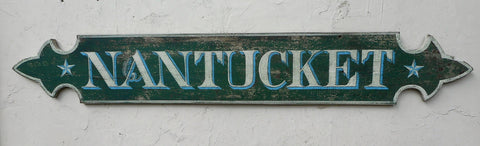 Nantucket Quarterboard