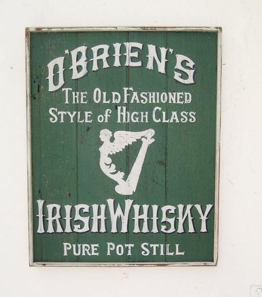 O'brien's Whisky