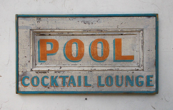 Pool -Cocktail Lounge