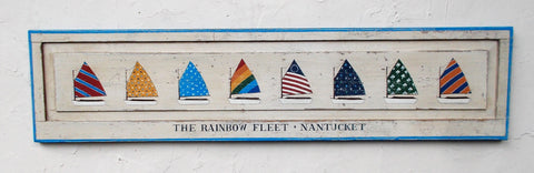 The Rainbow Fleet Nantucket