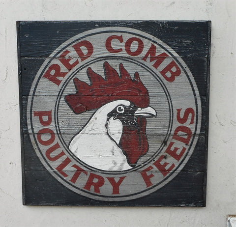 Red Comb Poultry Feeds