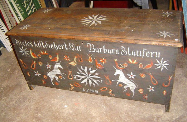 Stauffer Chest