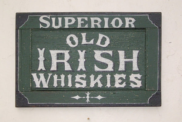 Superior Old Irish Whiskies