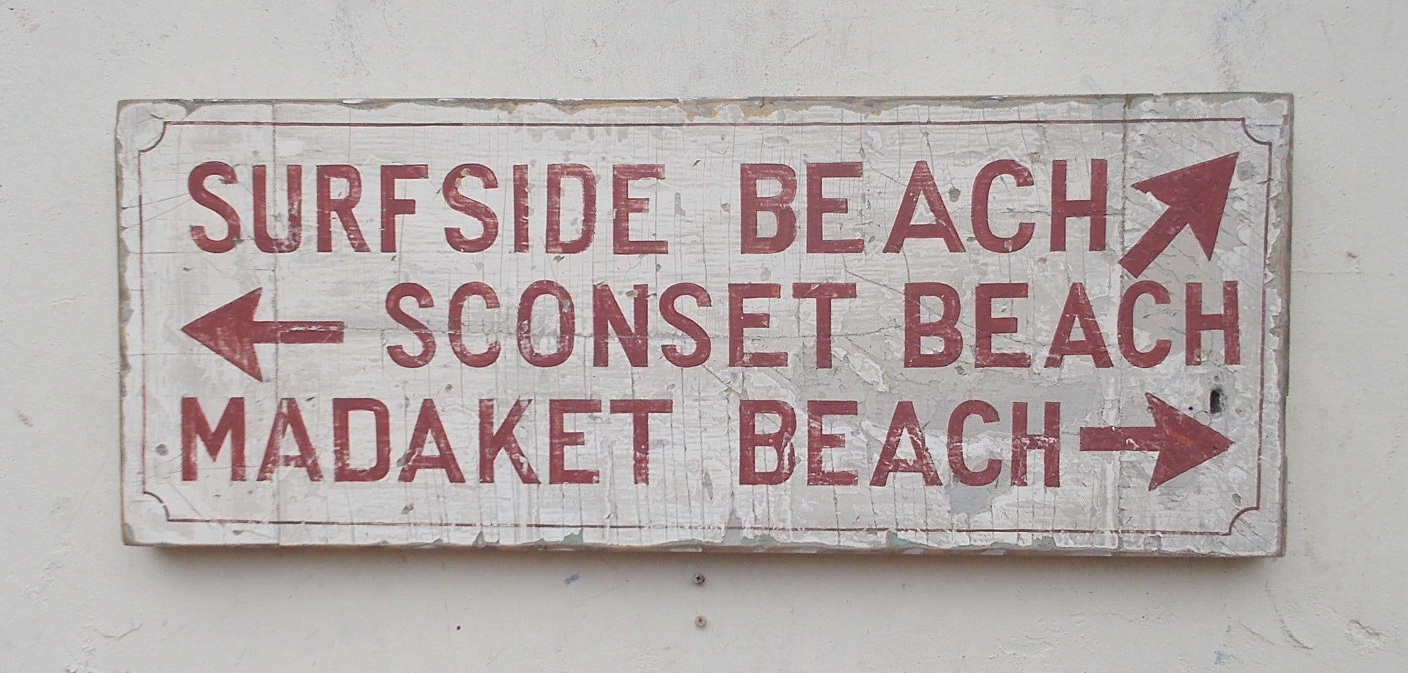 Surfside Beach Directional