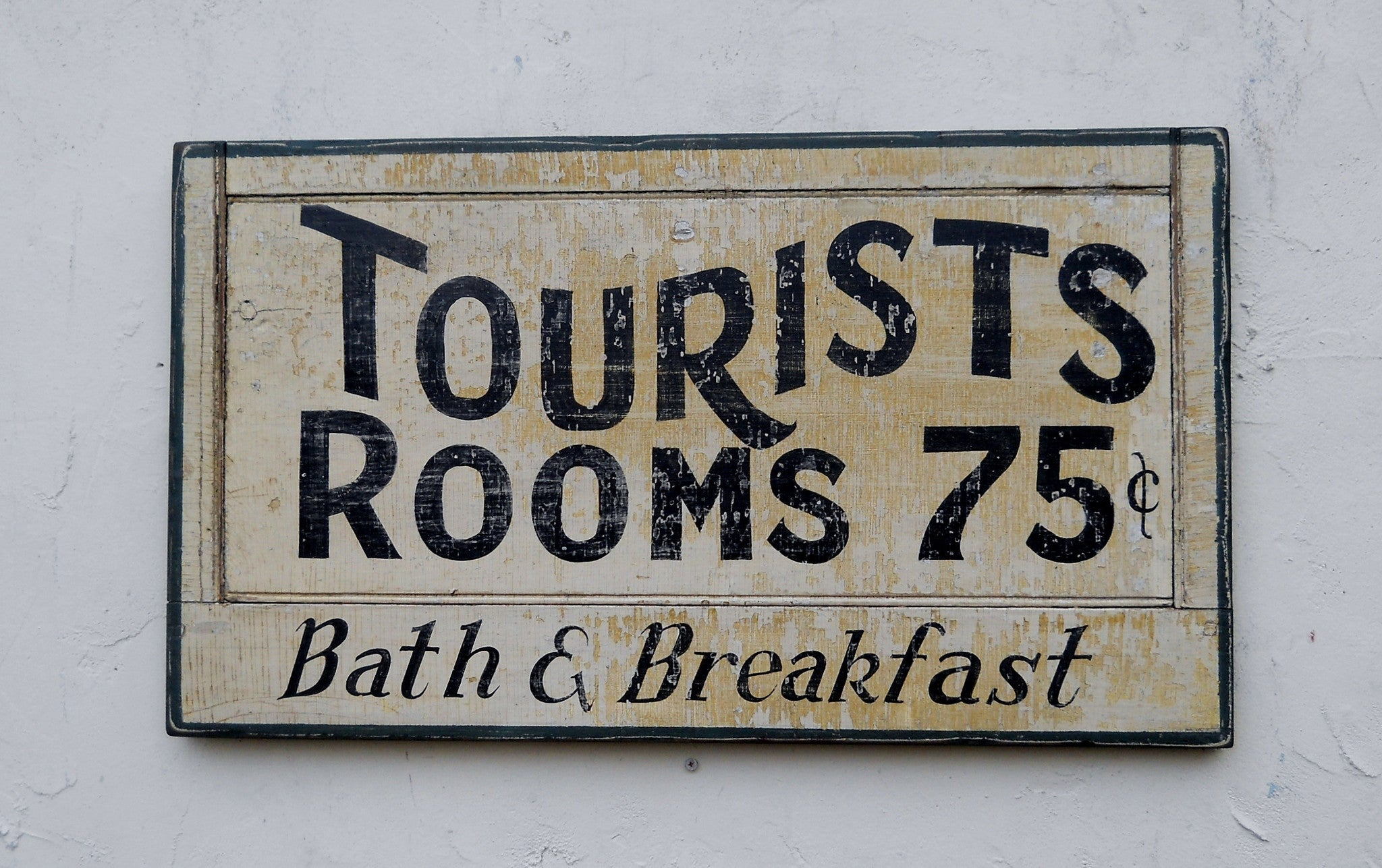Tourist's Rooms