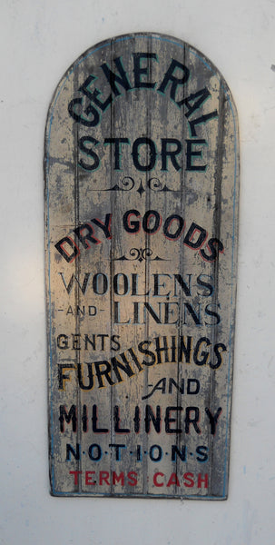 General Store Dry Goods