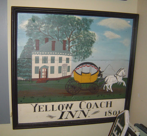Yellow Coach Inn