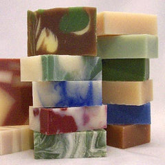 Scented Lye Soaps