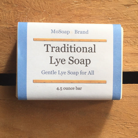 Traditional Lye Soap