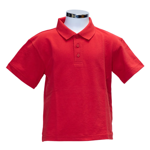 CPS House Polo Shirt Hearts (Boys & Girls)