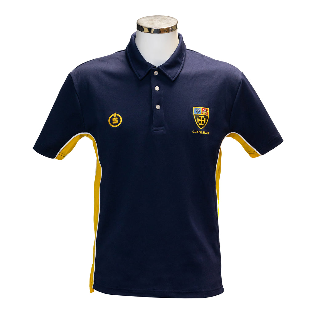 CS Boys Multi-Sport Polo Shirt Navy