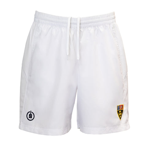 CS Boys Multi-Sport Shorts (White)