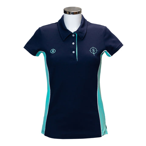 CS Girls South House Polo Shirt