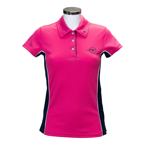 CS Girls West House Polo Shirt