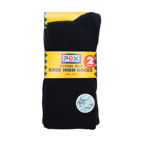CPS Girls Knee-High Winter Socks