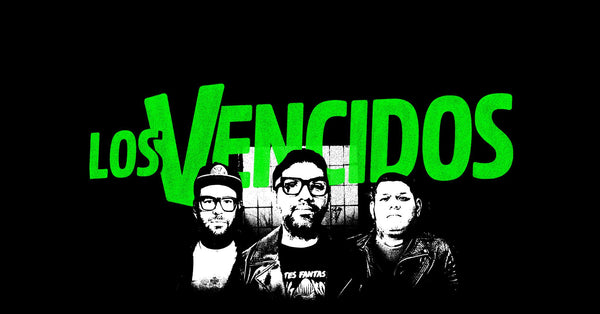 Los Vencidos: Punk Rock Is Not A Crime EP - audio