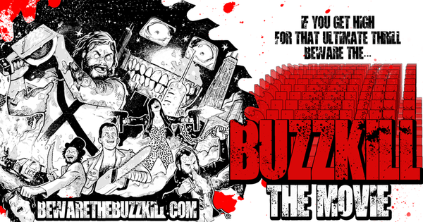 [VIDEO] Collin Major seeking funds for BUZZKILL movie