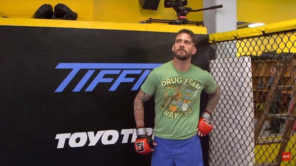 [VIDEO] CM Punk UFC documentary: The Evolution of Punk