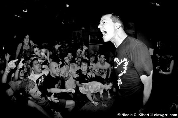 Touche Amore van buglarized in Detroit