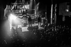 Hawthorne Heights at The Opera House - December 16, 2018 - PHOTOS