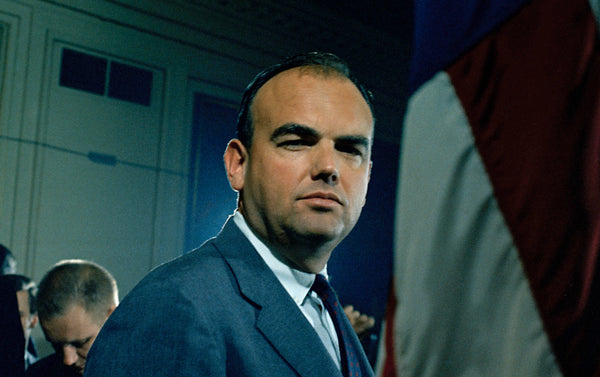 Nixon aide admitted War on Drugs designed to target antiwar left, blacks