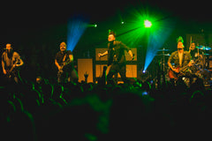 Silverstein: Feb 28, 2015 at the Danforth Music Hall