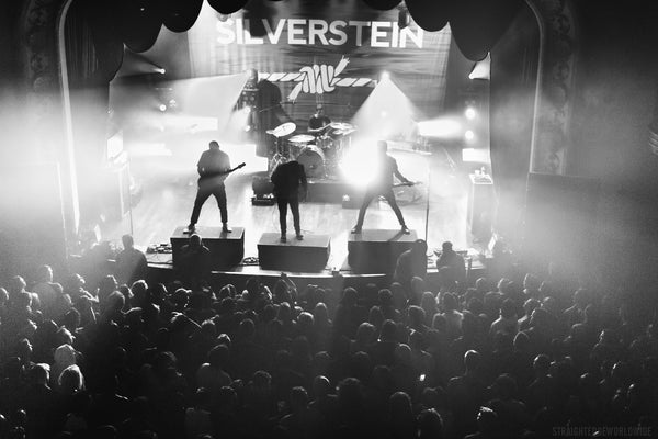 Silverstein at The Opera House - December 16, 2018 - PHOTOS