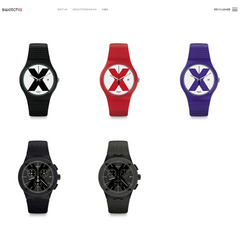 Swatch to reissue X-Rated watches in 2018