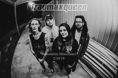 TraumaxQueen release Rationality:Disconnect