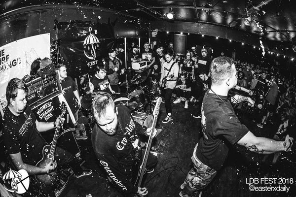Inclination: Midwest Straight Edge - AUDIO