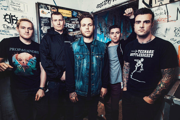 Stick To Your Guns, Rotting Out: US, CAN Dates with The Story So Far