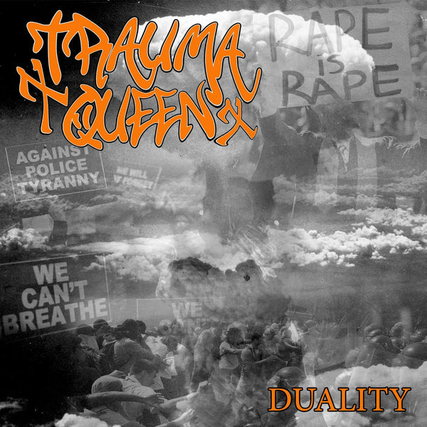 [AUDIO] TraumaxQueen release Duality EP