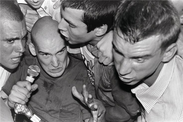 Ian Mackaye of Minor Threat