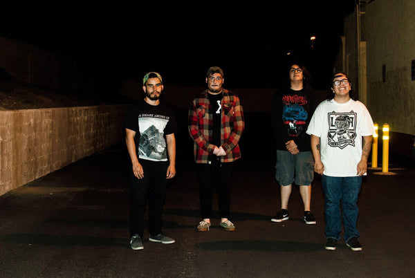 Los Angeles Straight Edge band xDEFIANTx